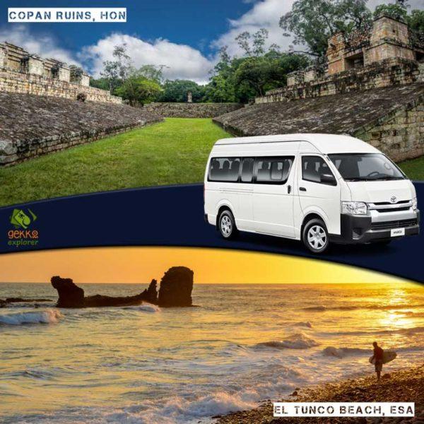 shuttle-copan-ruins-to-el-tunco-beach