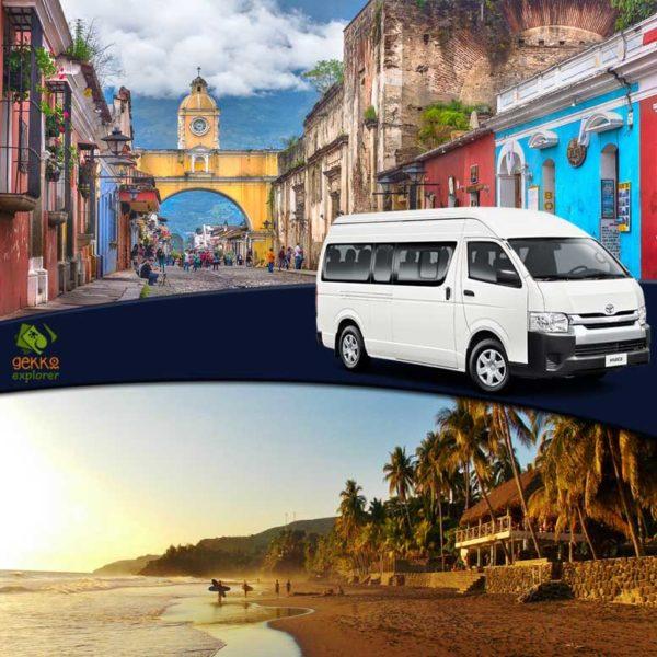 shuttle-antigua-guatemala-to-el-zonte-beach
