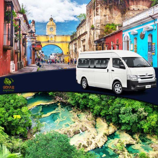 shuttle-antigua-guatemala-to-lanquin-semuc-champey