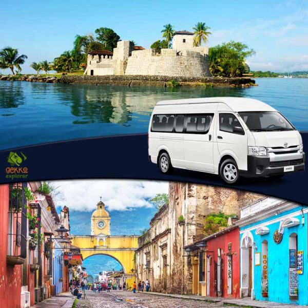 shuttle-rio-dulce-to-antigua-guatemala