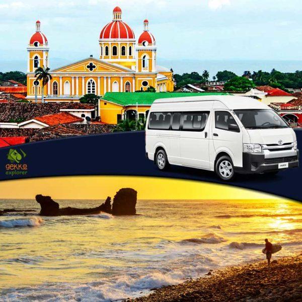 shuttle-granada-to-el-tunco-beach