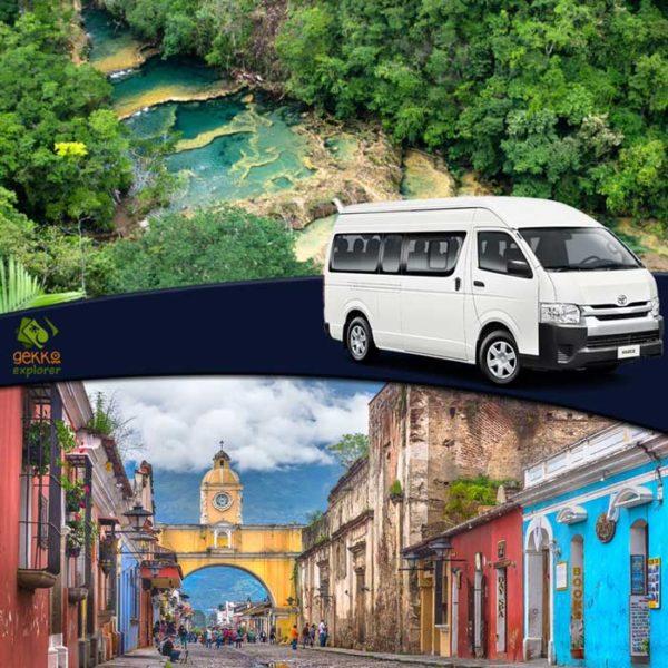 shuttle-lanquin-to-antigua-guatemala