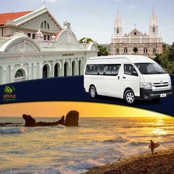 shuttle santa ana to tunco beach